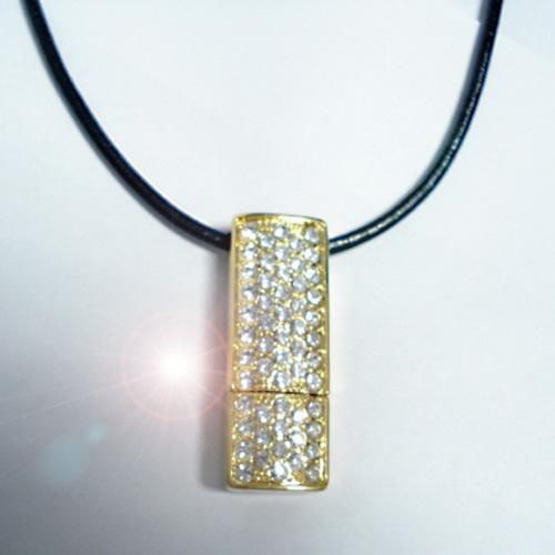 cle usb bijoux pendentif USBJW800C
