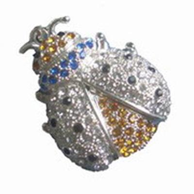 cle usb bijoux pendentif USBJW800F