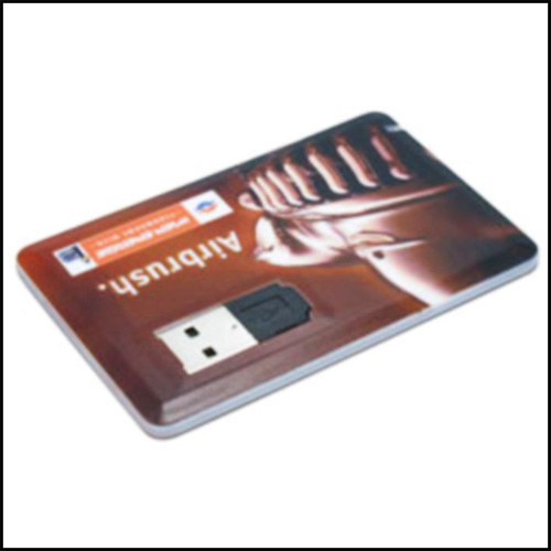 cle usb format carte credit USBCRT600A