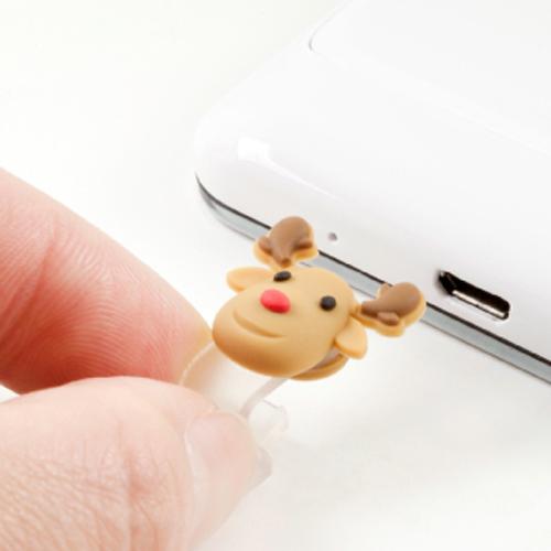 clip micro usb autocollant iphone pic4