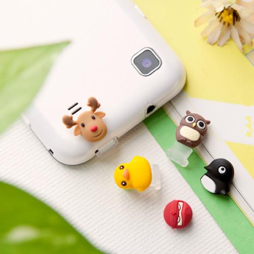 clip micro usb autocollant iphone
