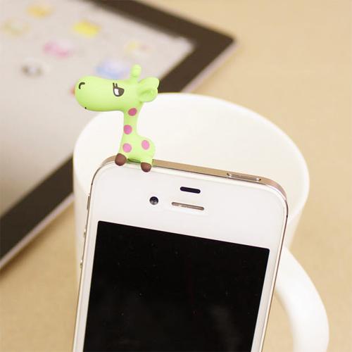 clip telephone jack girafe pic5