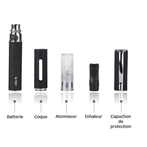coffret cigarette electronique EGOW pic2