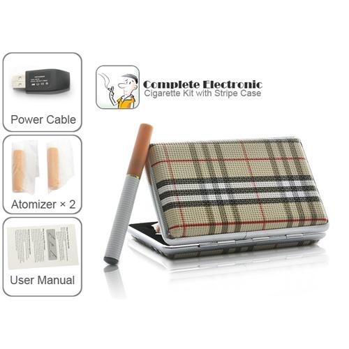 coffret cigarette electronique avec etuit