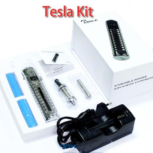 coffret e cigarette Tesla pic2