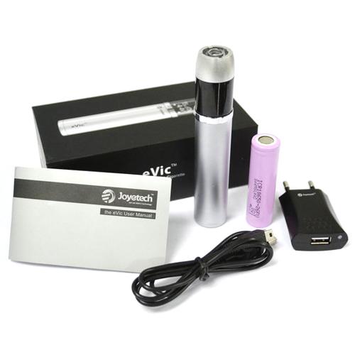 coffret e cigarette eVic JOYEVIC pic2