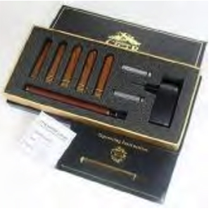 coffret e cigare ECIG17