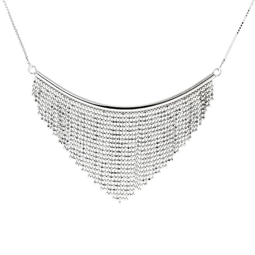 collier chaine tressee argent 925 pic2