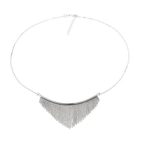 collier chaine tressee argent 925 pic3