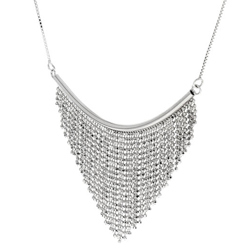 collier chaine tressee argent 925 pic4