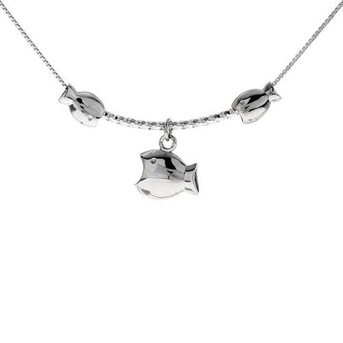 collier femme argent 8500014