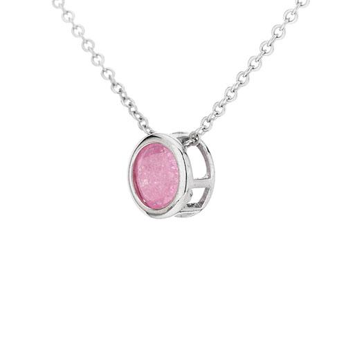 collier femme argent diamant 8500051 pic3