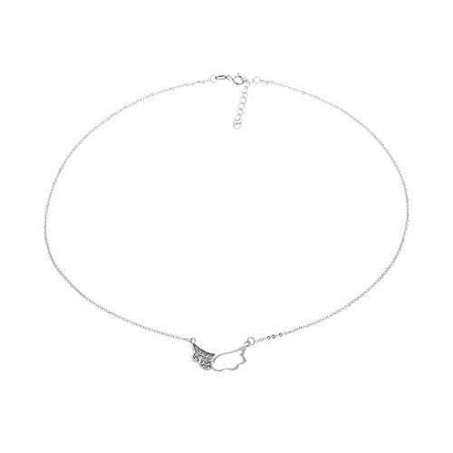 collier femme argent zirconium 8500005 pic2