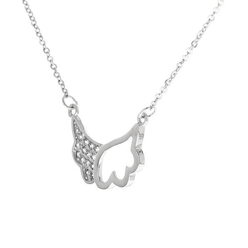 collier femme argent zirconium 8500005 pic3