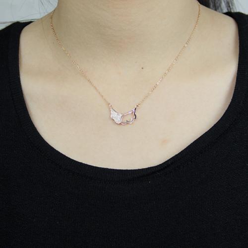 collier femme argent zirconium 8500006 pic6