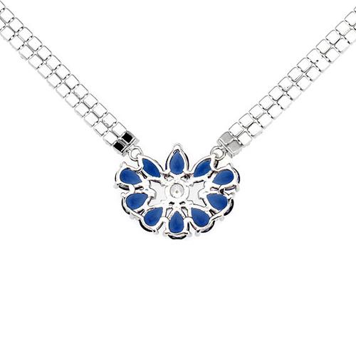 collier femme argent zirconium 8500016 pic4