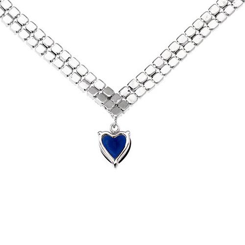 collier femme argent zirconium 8500017 pic4