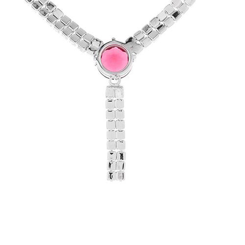 collier femme argent zirconium 8500019 pic4