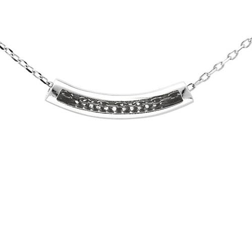 collier femme argent zirconium 8500027 pic4