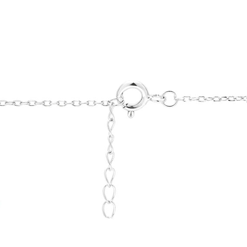 collier femme argent zirconium 8500027 pic5