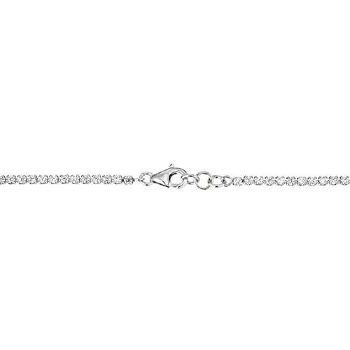 collier femme argent zirconium 8500029 pic4