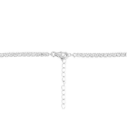 collier femme argent zirconium 8500030 pic4