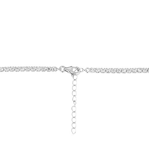 collier femme argent zirconium 8500036 pic4