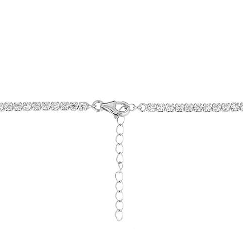 collier femme argent zirconium 8500040 pic4