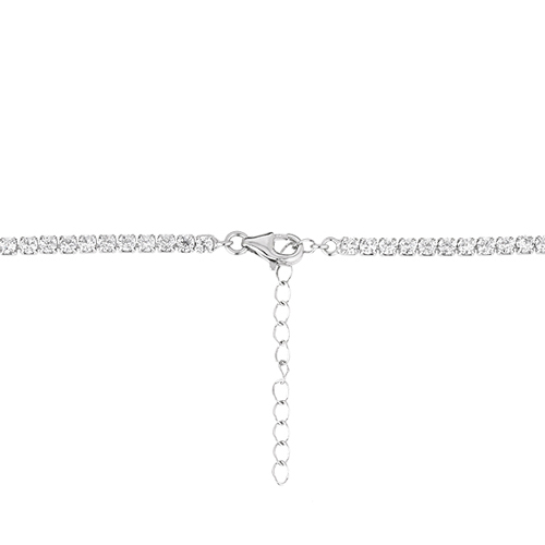 collier femme argent zirconium 8500041 pic4
