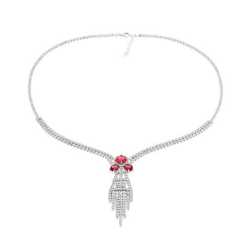 collier femme argent zirconium 8500046 pic2