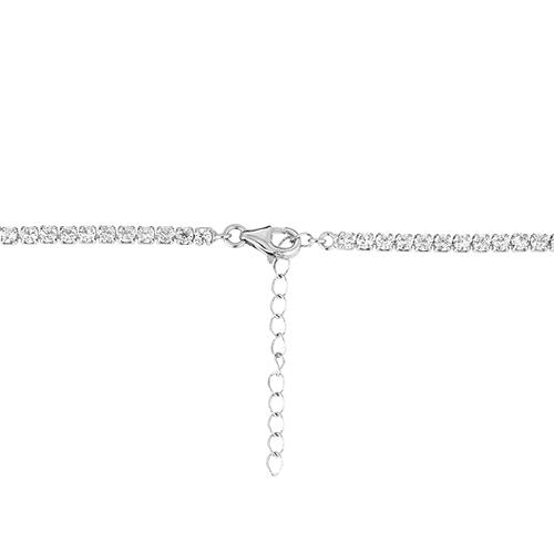 collier femme argent zirconium 8500046 pic4