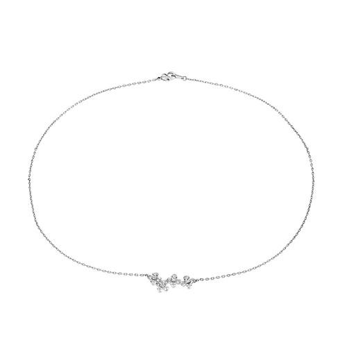 collier femme argent zirconium 8500049 pic2