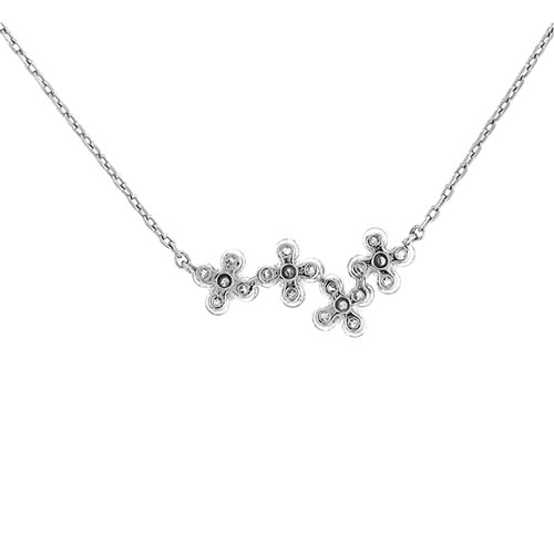 collier femme argent zirconium 8500049 pic4