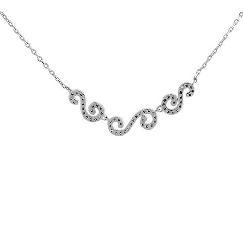 collier femme argent zirconium 8500050 pic4