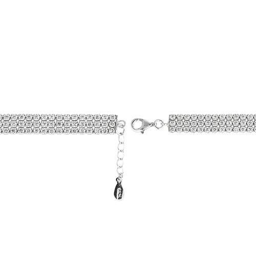 collier femme argent zirconium 9500405 pic3