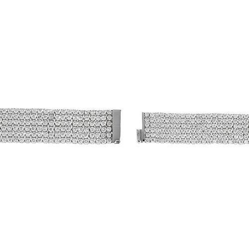 collier femme argent zirconium 9500407 pic3