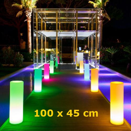 colonne lumineuse led 100cm