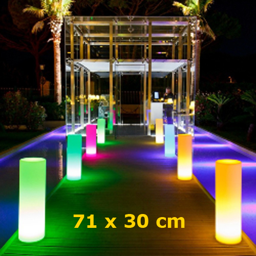 colonne lumineuse led 71cm