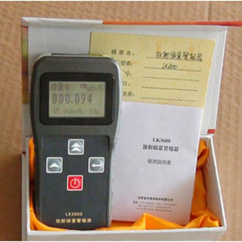 compteur geiger radioactivite LK3600