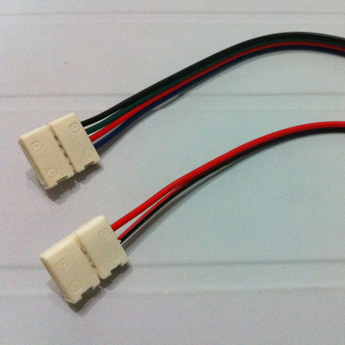 connecteur rapide bande led