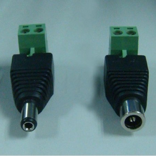 connecteurs male femelle pour strip led pic2