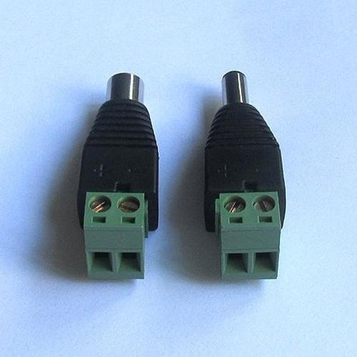 connecteurs male femelle pour strip led pic3