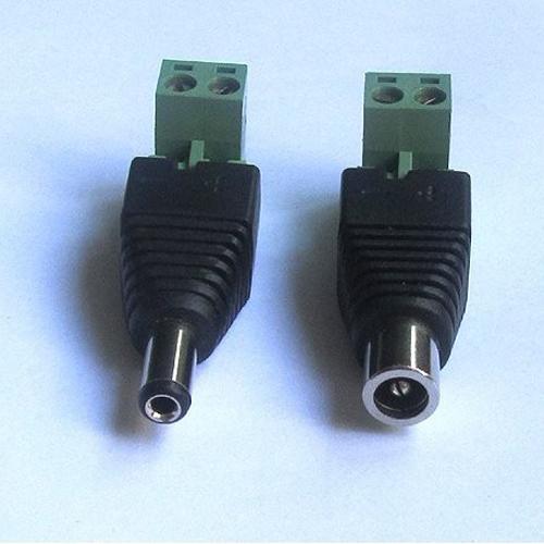 connecteurs male femelle pour strip led