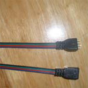 connecteurs pour bande led RGB