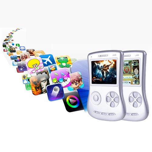 console jeux JXD100 pic10