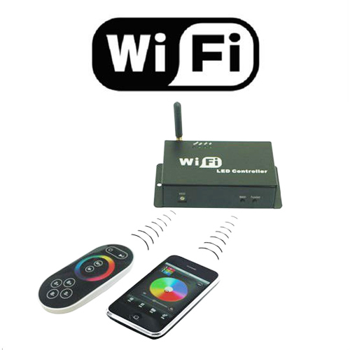 controleur RGB wifi bandes led