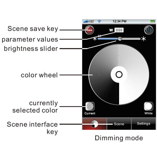 controleur led wifi LEDWIFI102 pic4