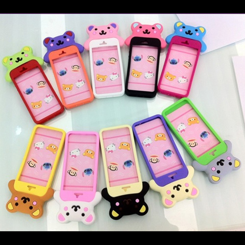 coque Iphone4 5 cartoons pic2