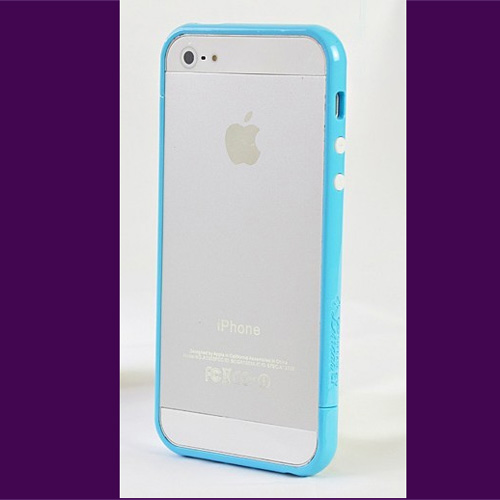 coque Iphone5 polycarbonate silicone pic4