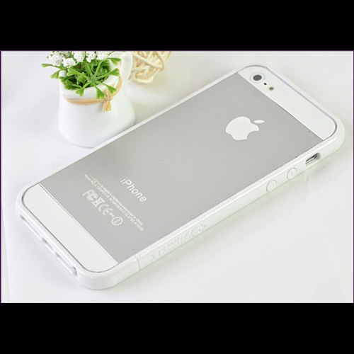 coque Iphone5 polycarbonate silicone pic8